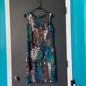 Connected Apparel Dress, size 10